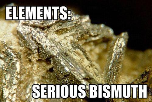 Bismuth Meme