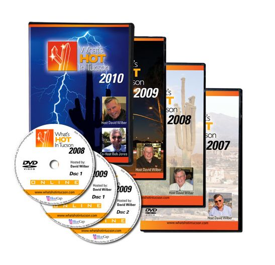 What's Hot in Tucson DVD Package