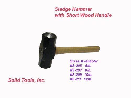 Short Handled Sledge Hammer