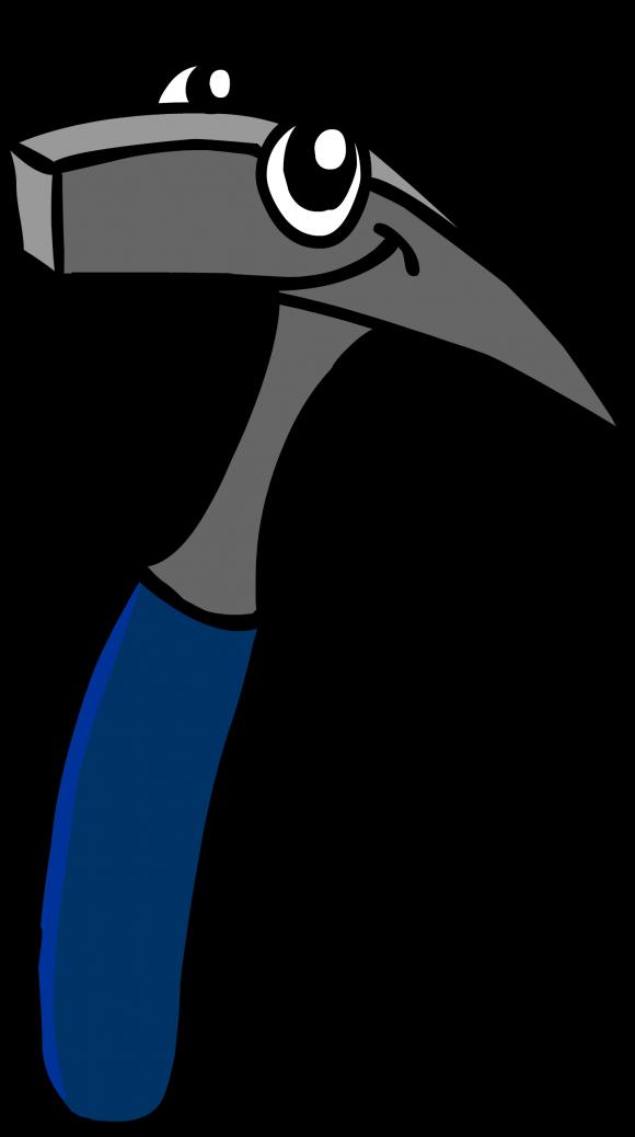 Rocky Rockhammer Mascot