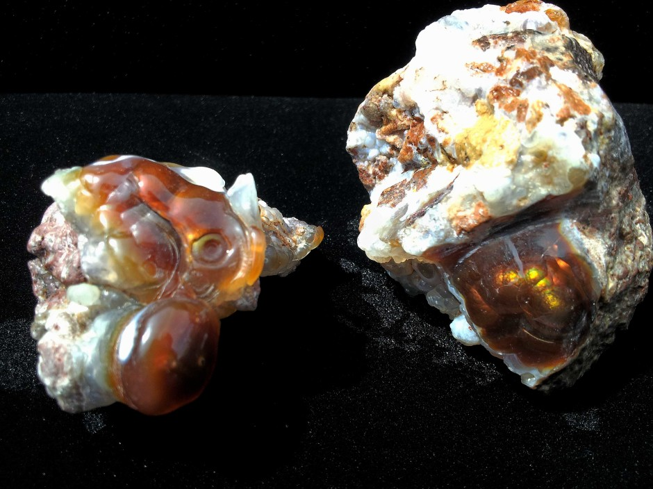 Agate from Western Texas