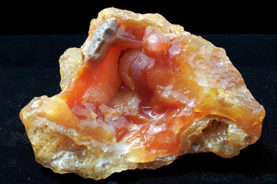 Agate from South-Western Texas