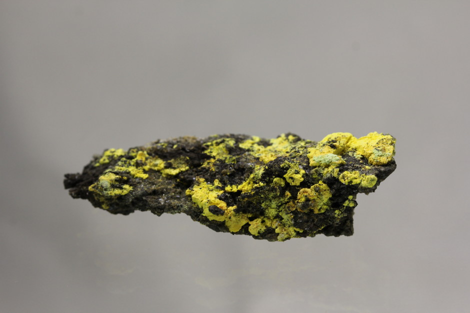 Uranopilite- Happy Jack Mine, Utah Ex. Dr. Eugene B. Gross PRICE: $