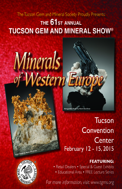 Tucson Mineral and Gem Show Ad