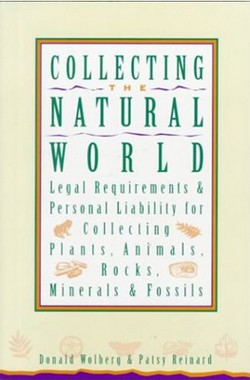 Collecting the Natural World Book Cover