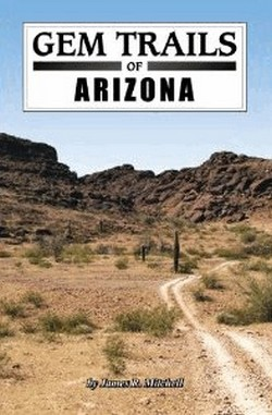 Gem Trails of Arizona State Book Cover