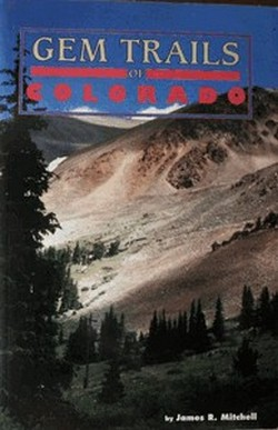 Gem Trails of Colorado State Book Cover