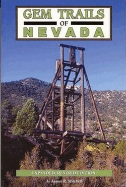 Gem Trails of Nevada State Book Cover