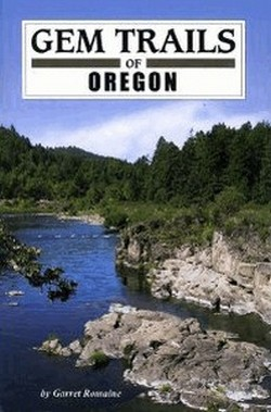 Gem Trails of Oregon State Book Cover