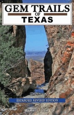 Gem Trails of Texas State Book Cover