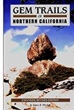 Gem Trails of North California State Book Cover