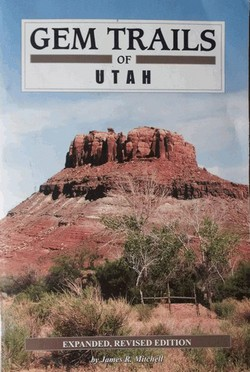 Gem Trails of Utah Book Cover