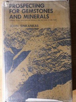 prospecting for minerals field collecting gemstones book cover