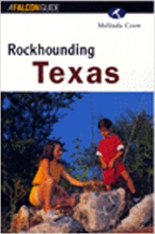 Rockhounding Texas Book Cover