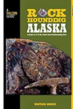 Rockhounding Alaska Book Cover