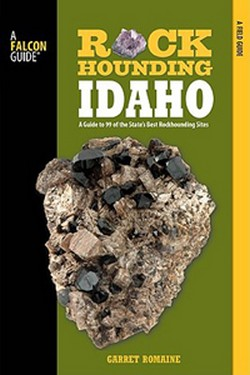 Rockhounding Idaho Book Cover