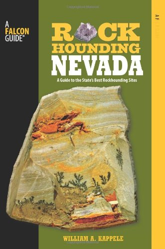 Rockhounding Nevada Book Cover