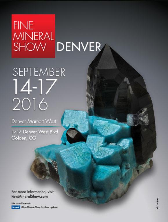 Denver Fine Mineral Show